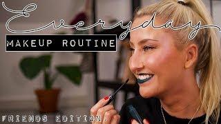 Alltagsmakeup meiner Freunde I Makeup bag Interview