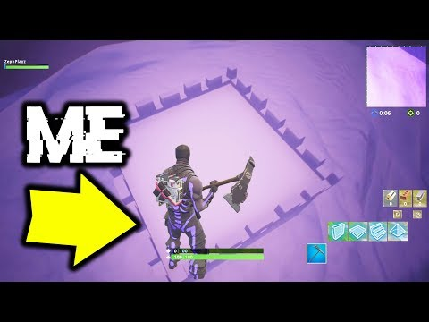 I Went To The ICEBERG In Fortnite