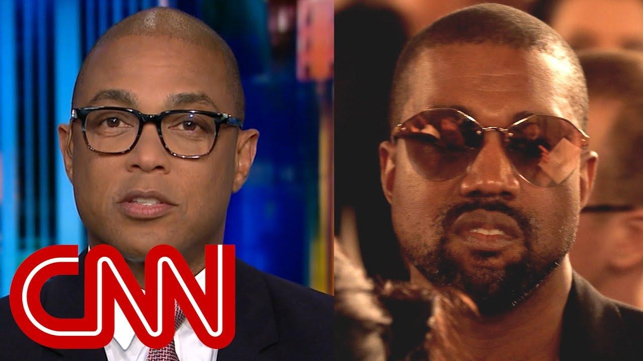 Image result for Don Lemon vs Kanye