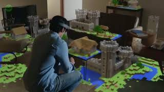microsoft HoloLens   Official Announcement Trailer HD   YouTube