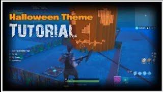 Halloween Theme Song with Fortnite Music Blocks (Tutorial)
