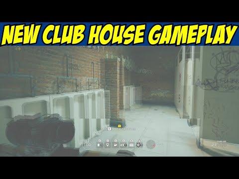 Rainbow Six Siege New Club House Rework Gameplay w/ Macie_Jay Maestro Alibi R6 Para Bellum