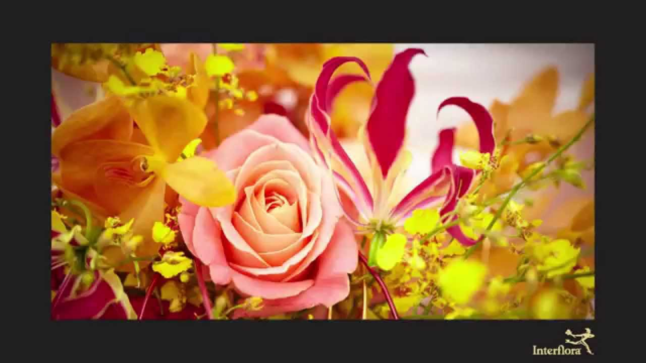 Mothers Day With Interflora The Power Of Flowers Youtube