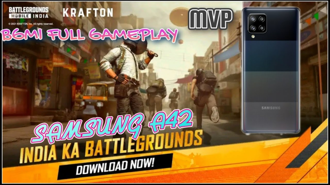 Download SAMSUNG M42 BGMI FULL GAMEPLAY 🔥🔥🔥/GETTING MVP😬🥶🥵🔥🔥🔥❤️💯/BY JUST ONE LAISHRAM ❤️