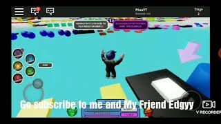 ROBLOX | A Obby Video!!! :D | #1