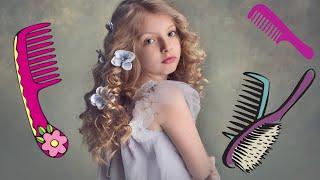 Топ причесок для девочек в 2020 году Прически для длинных и коротких волос на свадьбу выпускной