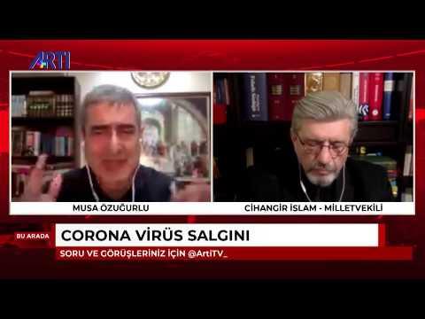 Cihangir İslam | Artı TV - Bu Arada Programı 23 Mart 2020