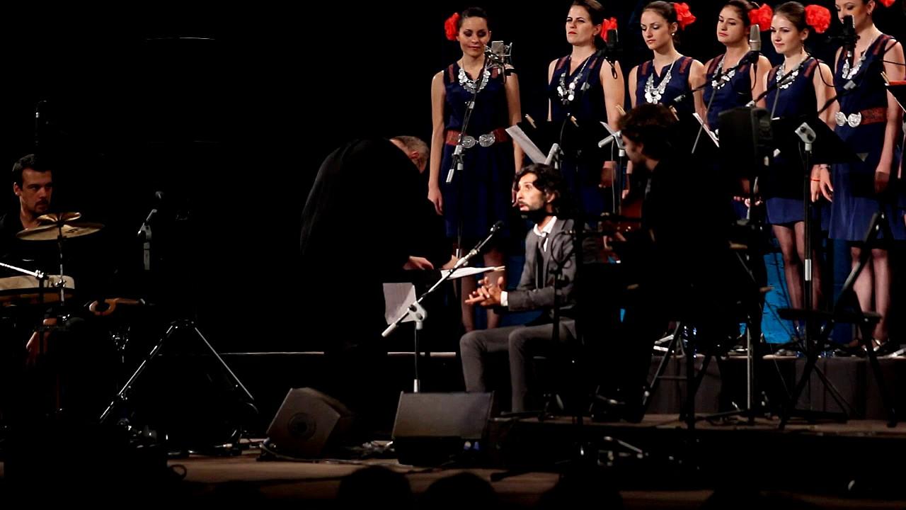 Arcángel Y Las Nuevas Voces Búlgaras Laletata 63 Festival Internacional De Granada Youtube