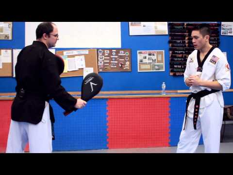 In the Classroom : Taekwondo Class - Community College of Aurora
