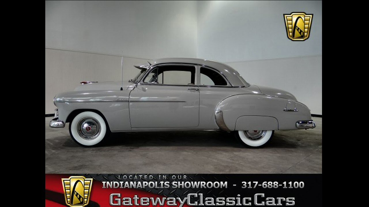 1949 Chevrolet Deluxe Coupe - #129 NDY - Gateway Classic Cars ...