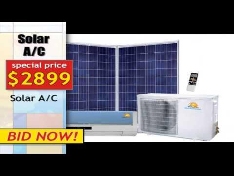 solar-split-air-conditioner