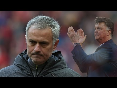 Манчестер Юнайтед 0:0 Вест Бромвич   Призрак ван Гала
