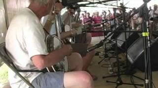 Bill Keith, Mark Cassidy, Greg Liszt, Jason McKendree, Lonesome Road Blues, Grey Fox 2010