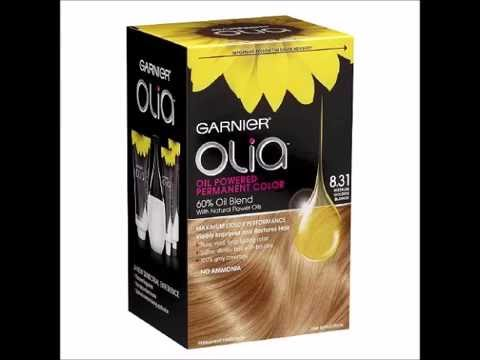 garnier olia permanent haircolor 8 31 medium golden blonde 1 ea - Coloration Olia Blond