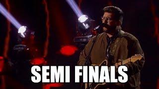 Noah Guthrie America's Got Talent 2018 Semi Finals|GTF