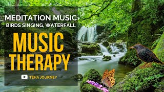 Peaceful Meditation Music Therapy How To Reduce Stress 30 minutes