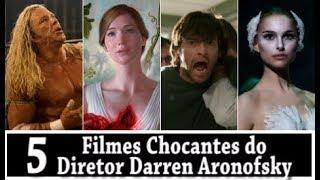 5 filmes chocantes do diretor darren aronofsky