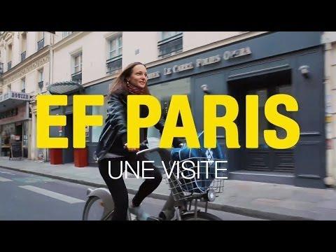 EF Paris – Une visite (Campus Tour)