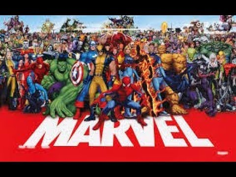 100 cartoon characters marvel was favorited all time -comics avengers part 3