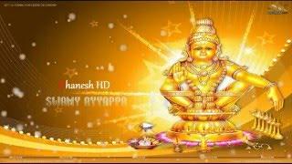 ayyappa thinthakathom swami thinthakathom 🎶🎶DhaneshHD🎶🎶