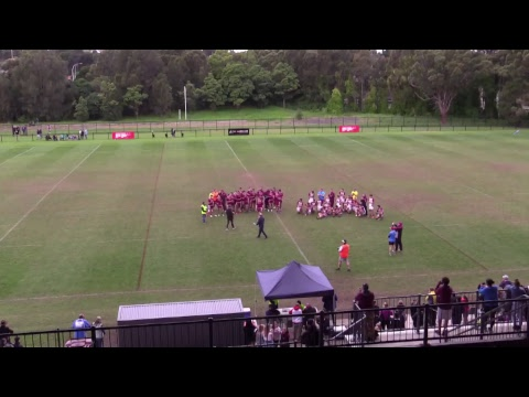 Game 13 - QLD Maroon vs QLD White