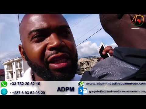 Le secteur de l'immobilier en pleine expansion au Cameroun