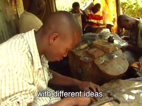 Michael And George: Our Amazing Metal African Artists
