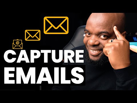 How To Capture Emails On Your Website - FluentCRM