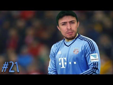 Fifa 16 Kaleci Kariyeri #21 - Bayern'de yeni golcü