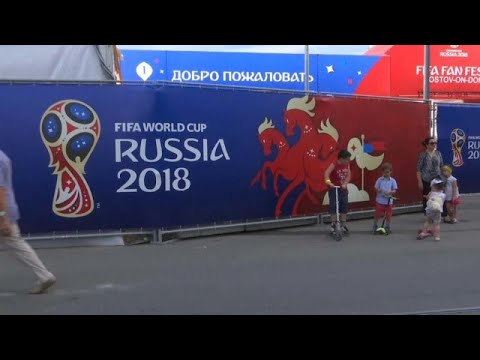 شاهد روسيا تقتح ذراعيها للمناصرين  - نشر قبل 39 دقيقة