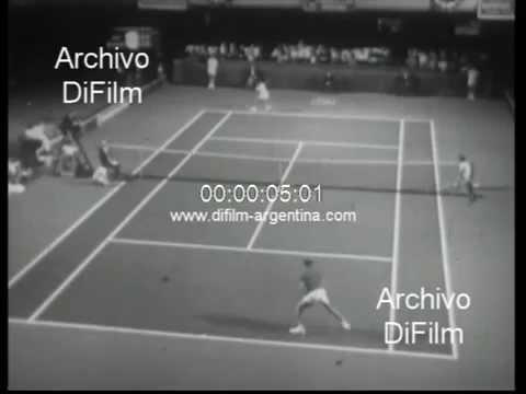 DiFilm - Jimmy Connors defeat Stan Smith - Boston Open Tennis 1973