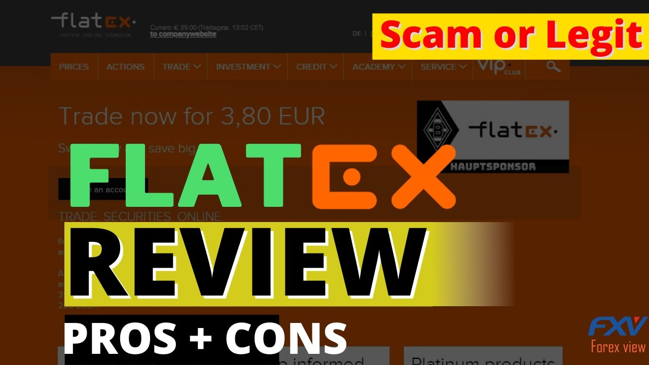 Flatex Review