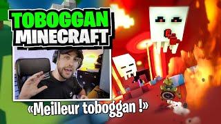 Toboggan Brawl Stars/Pokémon/Minecraft sur Fortnite Créatif !