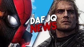 Jak wyszedł Spider-Man? (Bez spoilerów) Zapowiedź Wiedźmina i tajne materiały Cyberpunka 2077!