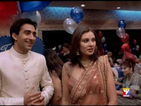 Bollywood/Hollywood (2002) - Lisa Ray and Rahul Khanna - Part 2