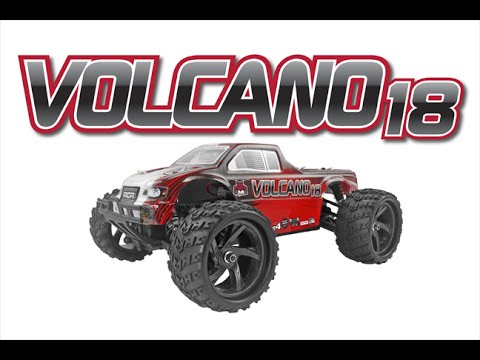 Volcano 18 From Redcat Racing Youtube