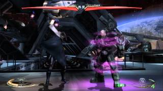 Injustice Gods Among Us Ultimate Edition Chapter 1 - Batman - PC Gameplay