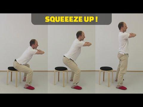 Major improvement for clients: the squat