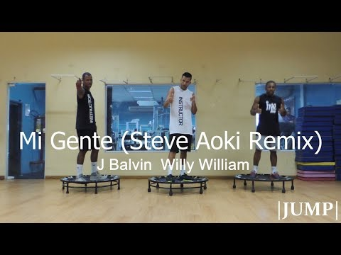 J Balvin & Willy William - Mi Gente (Steve...