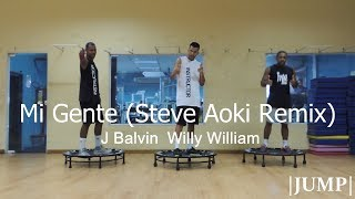 J Balvin Willy William Mi Gente Steve Aoki Remix - Free Jump borapular AERO JUMP.mp3