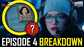 WANDAVISION Episode 4 Breakdown & Ending Explained Spoiler Review | Marvel Easter Eggs & Theories
