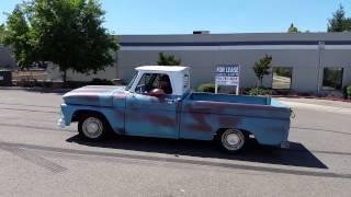 Hudson Garage  bagged 1965 C10