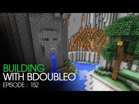 "Minecraft Building with BdoubleO - Episode 152 - Hit the ""wall"""