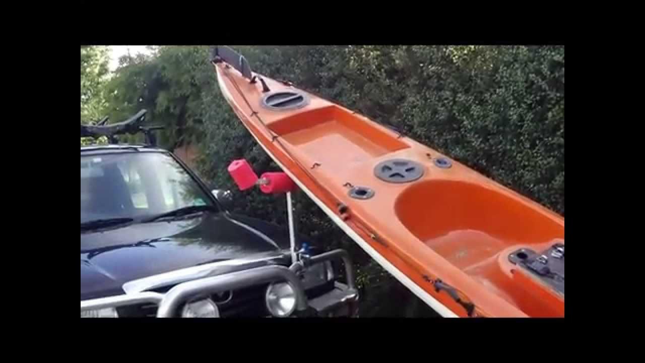 Kayak Loader Diy Youtube