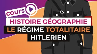 Le régime totalitaire Hitlerien - Histoire géographie Collège - digiSchool