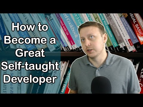 How to Become a Great Self-taught Developer? | Ask a Dev