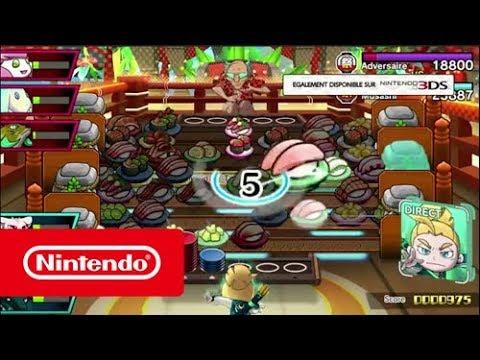 Sushi Striker: The Way of Sushido - Devenez le meilleur sushiste ! (Nintendo Switch)