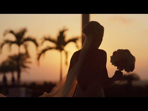 Rachel & Adam - Cancun wedding video, Mexico