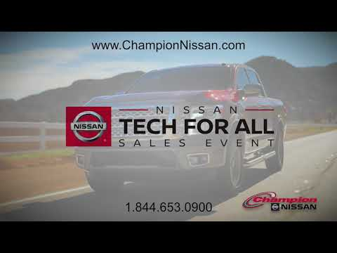 "2018 NISSAN ""Tech for All"" - Los Angeles, Valencia, Mission Hills CA - SALES EVENT - 844.653.0900"