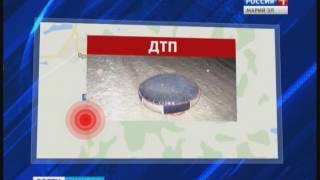 Страшное ДТП – в Марий Эл «ватрушка» попала под колеса грузовика